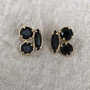 Kate Spade block jewel earrings